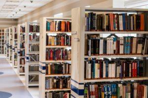 図書館に通い続ける