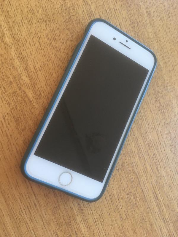 仕事道具3「スマートフォン」