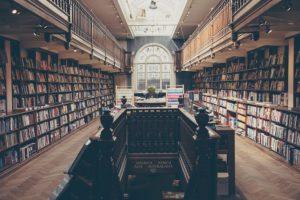 いろんな本を読む
