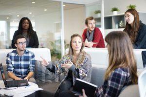 ブレイズの適職は人と関わったり、影響を与える仕事